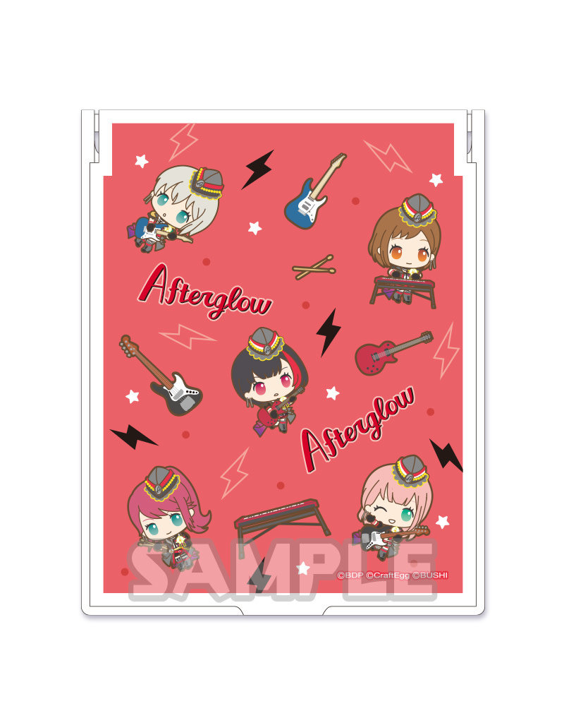 Bushiroad BanG Dream x Sanrio Mirror