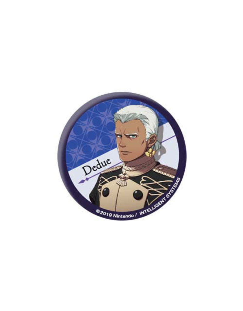 Fire Emblem Three Houses Can Badge Blue Lions