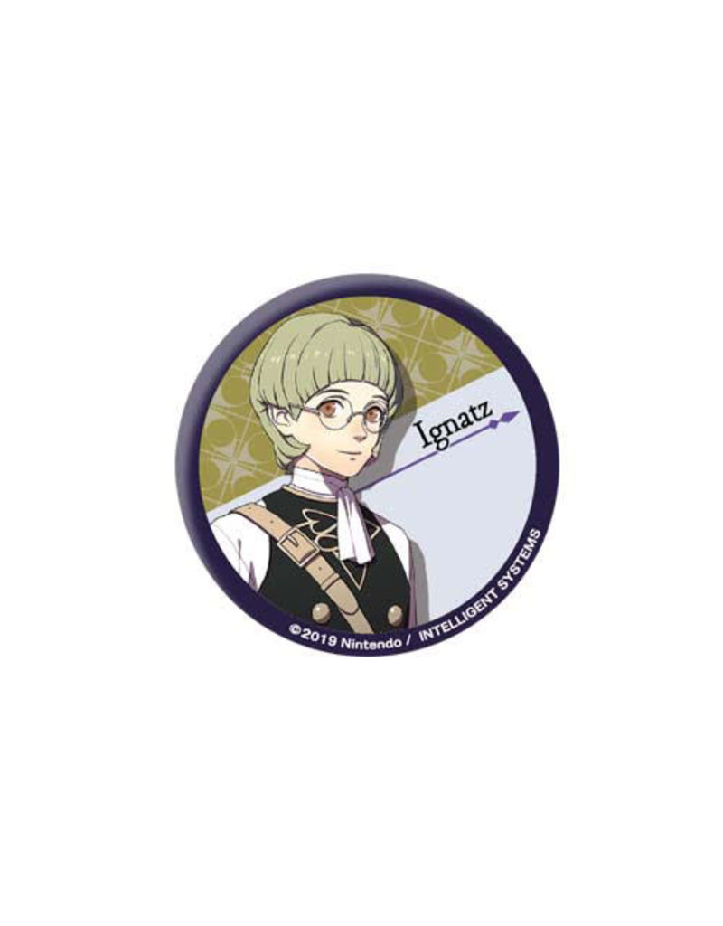 Fire Emblem Three Houses Can Badge Golden Deer