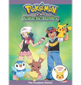 Viz Media Pokemon Diamond And Pearl Galactic Battles (Season 12) Complete Collection DVD