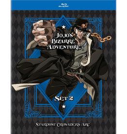 Viz Media JoJo's Bizarre Adventure Set 2 Blu-Ray