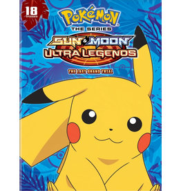 Viz Media Pokemon Sun & Moon Ultra Legends The Last Grand Trial DVD