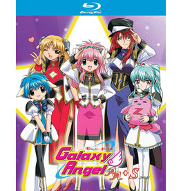 Nozomi Ent/Lucky Penny Galaxy Angel AA + S Blu-Ray