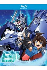 Nozomi Ent/Lucky Penny Gundam Build Divers Blu-Ray