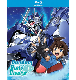 Nozomi Ent/Lucky Penny Gundam Build Divers Blu-Ray
