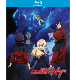 Nozomi Ent/Lucky Penny Mobile Suit Gundam NT (Narrative) Special Edition Blu-Ray