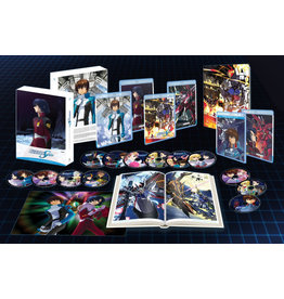 Nozomi Ent/Lucky Penny Mobile Suit Gundam SEED Collector's Ultra Edition Blu-Ray