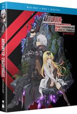 Funimation Entertainment Arifureta From Commonplace To Worlds Strongest Season 1 Blu-Ray/DVD