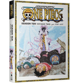 Funimation Entertainment One Piece Season 10 Part 2 DVD