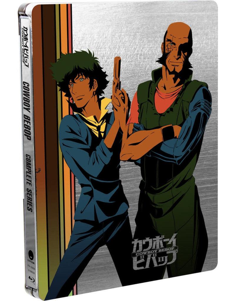 Funimation Entertainment Cowboy Bebop Complete Series Steelbook Blu-Ray