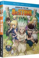 Funimation Entertainment Dr. STONE Season 1 Part 1 Blu-Ray/DVD