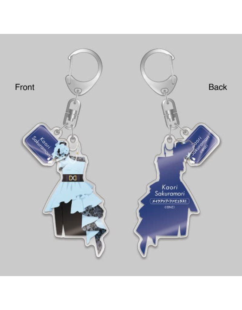 Gift Idolm@ster Million Live 4Luxury Outfit Keychain