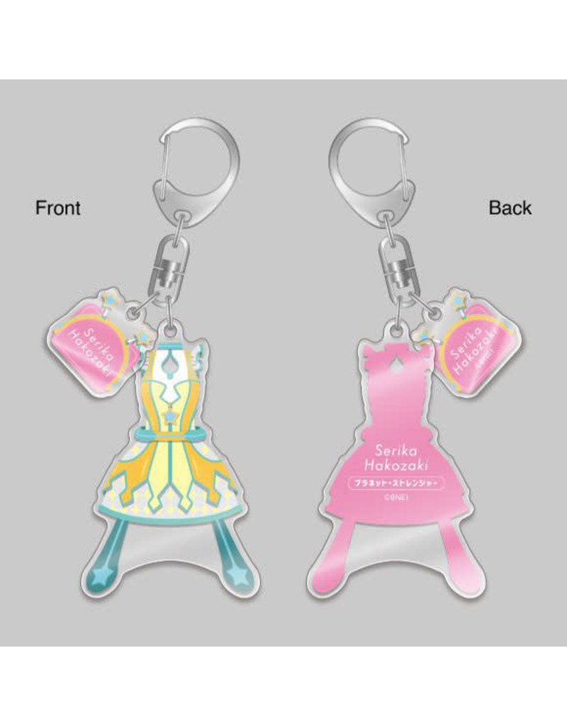 Gift Idolm@ster Million Live Piko Piko Planets Outfit Keychain