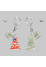 Gift Idolm@ster Million Live Jelly Pop Bean Outfit Keychain