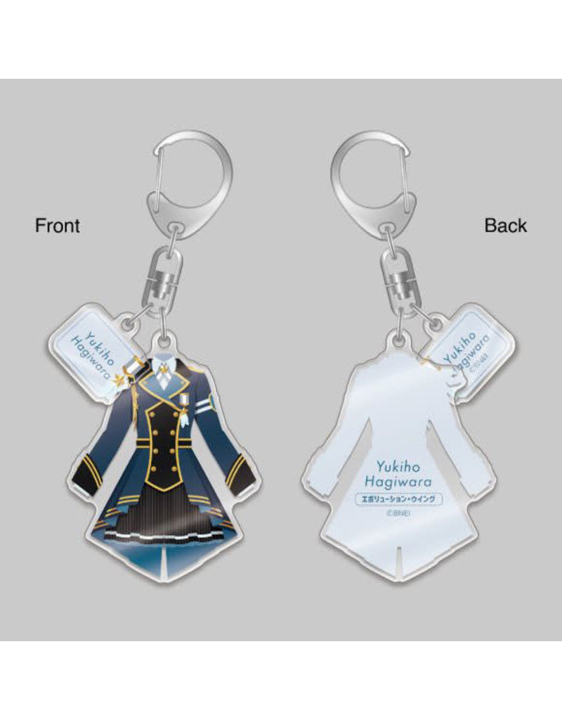 Gift Idolm@ster Million Live All Stars Leader Outfit Keychain