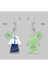 Gift Idolm@ster Million Live Cleasky Outfit Keychain