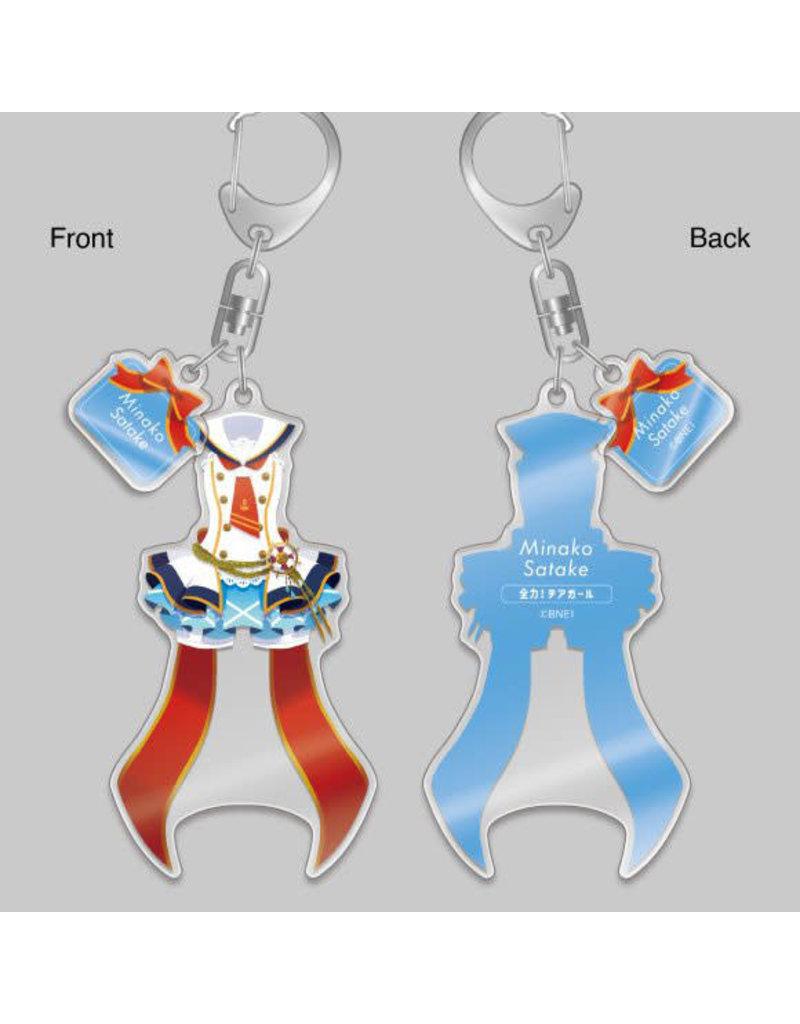 Gift Idolm@ster Million Live Senkou☆HANABI Dan Outfit Keychain