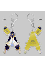 Gift Idolm@ster Million Live Twinkle Rhythm Outfit Keychain
