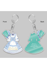 Gift Idolm@ster Million Live Charlotte Charlotte Outfit Keychain