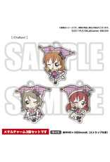 Bushiroad Love Live SIF 2018 Metal Charms Set