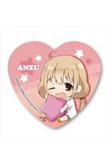 Idolm@ster Cinderella Girls Gyugyutto Heart Can Badge