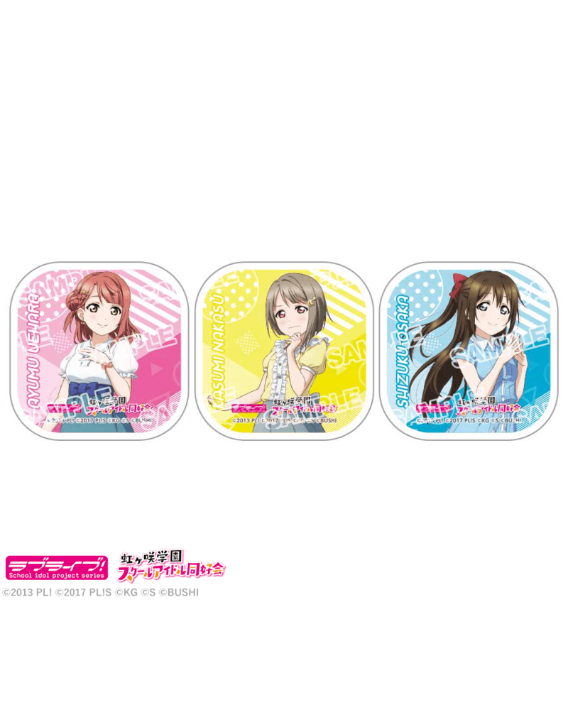Bushiroad Love Live All Stars Nijigasaki HIgh School (AJ 2019) Acrylic Badge