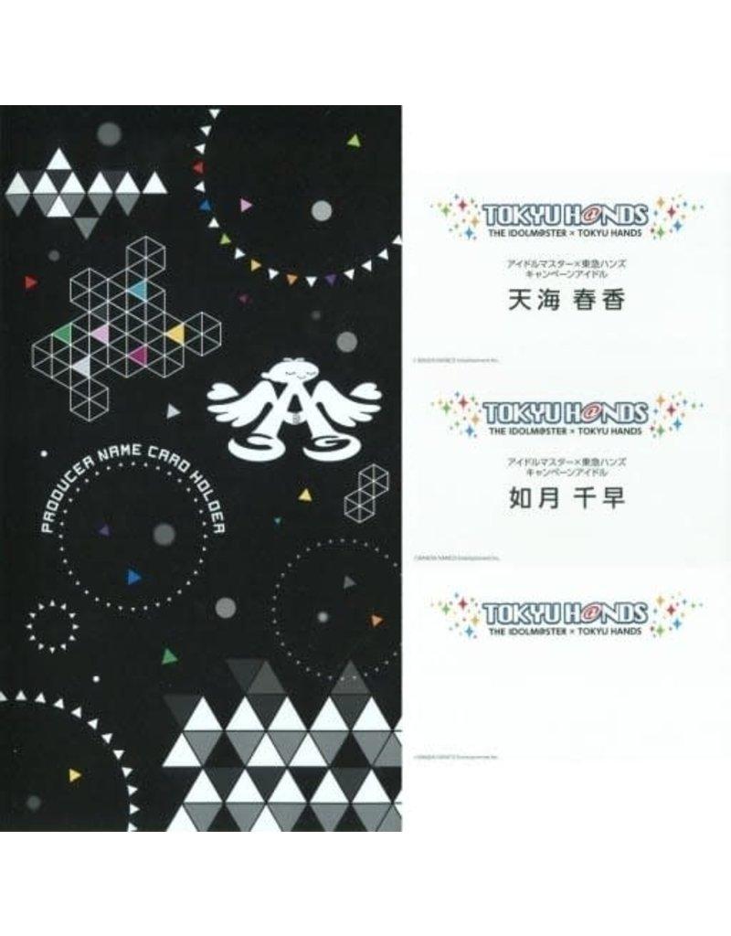 Tokyu Hands Idolm@ster x Tokyu Hands P-Card Holder