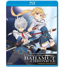 Sentai Filmworks Undefeated Bahamut Chronicle (Re-release) Blu-Ray