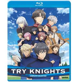 Sentai Filmworks Try Knights Blu-Ray