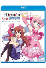 Sentai Filmworks Demon Girl Next Door, The Blu-Ray