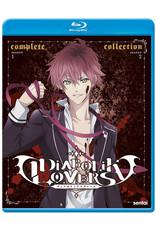 Sentai Filmworks Diabolik Lovers Complete Collection Blu-Ray