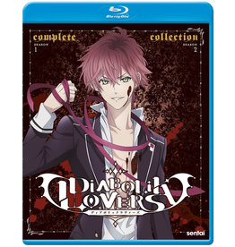 Sentai Filmworks Diabolik Lovers Complete Collection Blu-Ray