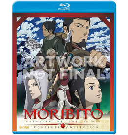 Sentai Filmworks Moribito Guardian Of The Spirit Complete Collection Blu-Ray