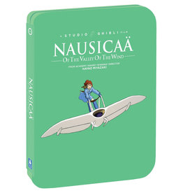 GKids/New Video Group/Eleven Arts Nausicaa Of The Valley Of The Wind Steelbook Blu-Ray/DVD