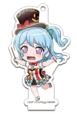 Good Smile Company BanG Dream! Nendoroid Plus Acrylic Stand/Keychain Hello Happy World