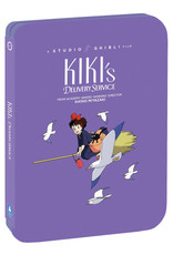 GKids/New Video Group/Eleven Arts Kiki's Delivery Service Steelbook Blu-Ray/DVD