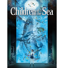 GKids/New Video Group/Eleven Arts Children of the Sea DVD