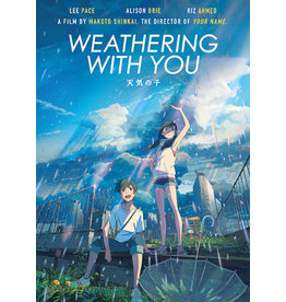 GKids/New Video Group/Eleven Arts Weathering With You DVD