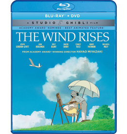 GKids/New Video Group/Eleven Arts Wind Rises, The Blu-Ray/DVD (GKids)