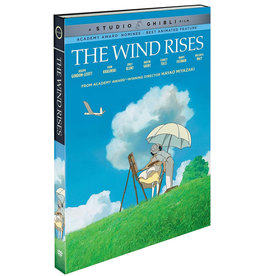 GKids/New Video Group/Eleven Arts Wind Rises, The DVD (GKids)