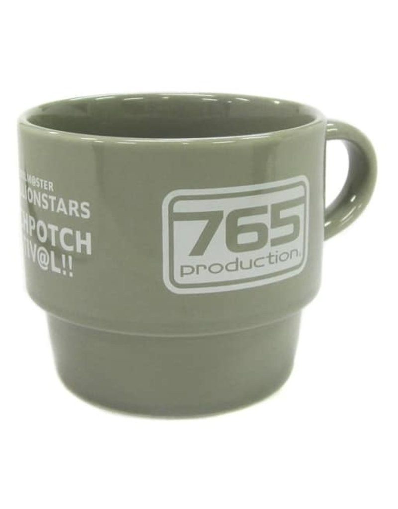 Bandai Namco Idolm@ster 765 Million Stars Hotchpotch Festiv@l 765 Production Mug