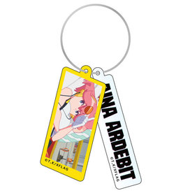 Contents Seed Promare Name Keyholder