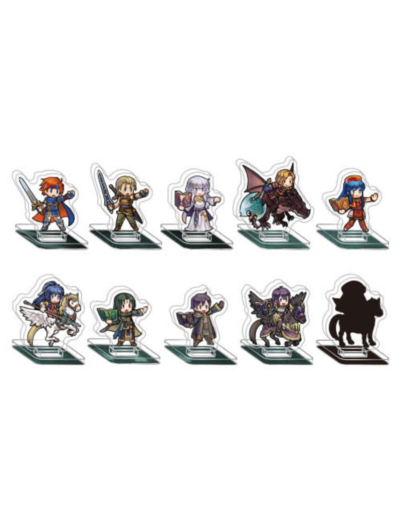 Fire Emblem Heroes Mini Acrylic Figure Vol. 5