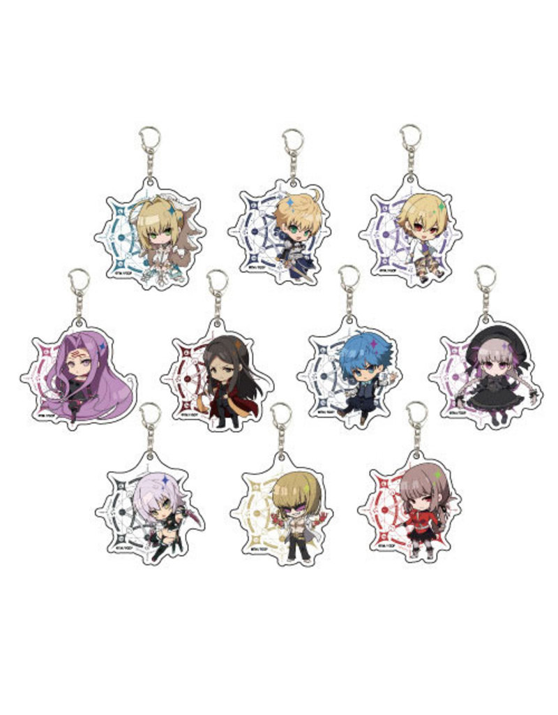 Fate/Grand Order 05/CMRE Keychain