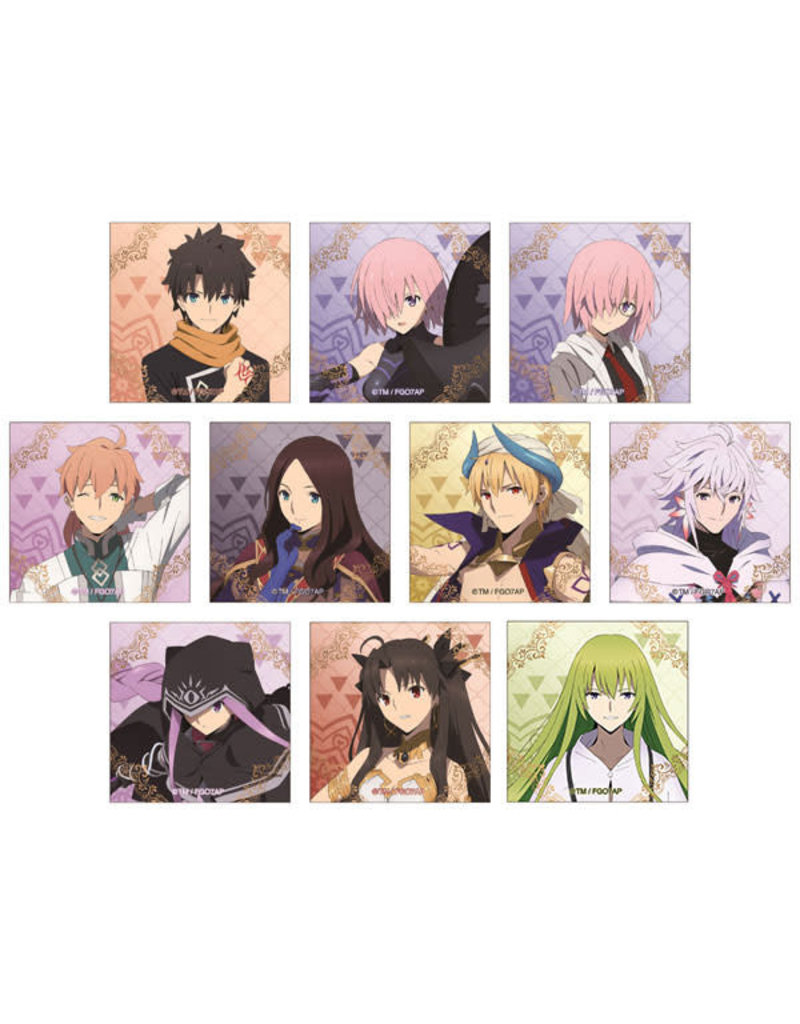 Fate/Grand Order Babylonia Square Can Badge