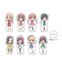 Oshi ga Budokan Ittekuretara Shinu Mini Acrylic Stand