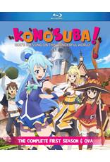 Discotek/Eastern Star Konosuba Season 1 + OVA Blu-Ray