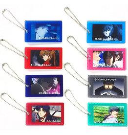 Evangelion Acrylic Key Holder