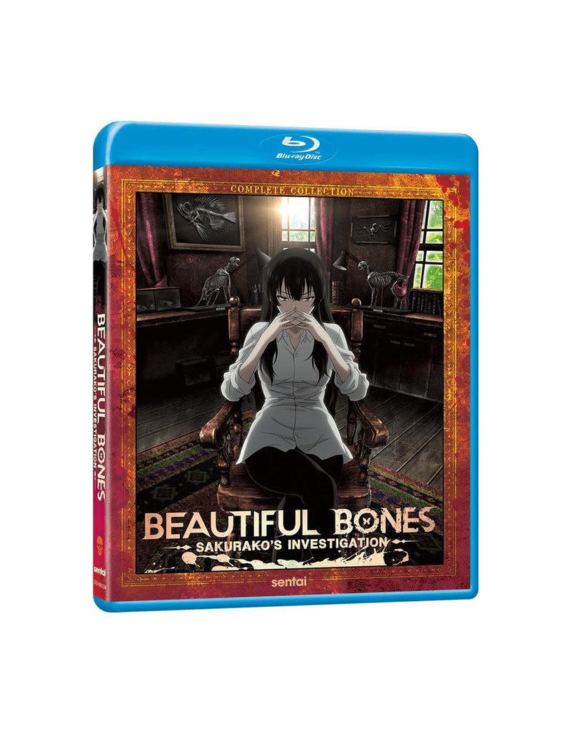 Sentai Filmworks Beautiful Bones Sakurako's Investigation Blu-Ray
