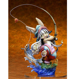 QuesQ Nanachi Gankimasu Fishing Ver Made In Abyss Figure